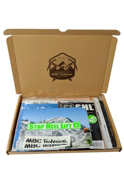Boot Fit Pack Mini by MBC Technical