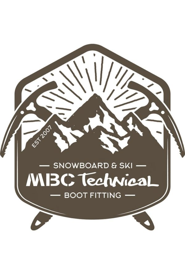MBC Technical Boot Fitting Emblem